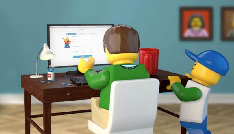 Bloques sustentables, el nuevo material de Lego