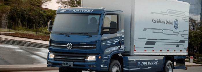 Cervecera adquirirá 1,600 camiones eléctricos de VW