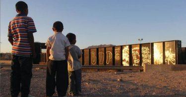 Separación de menores migrantes de sus familias en México