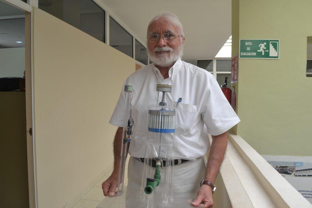 Sistema que hace potable el agua de mar: patentado por un mexicano