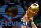 Sobornos por derechos del Mundial, demandan a Televisa