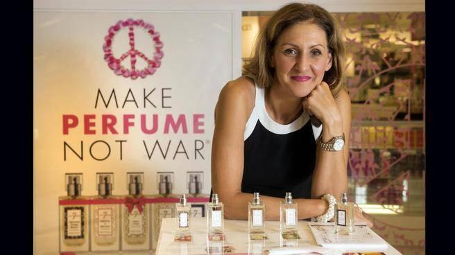Barb Stegemann fundadora de la empresa que implementa RSE en la industria de los cosmeticos