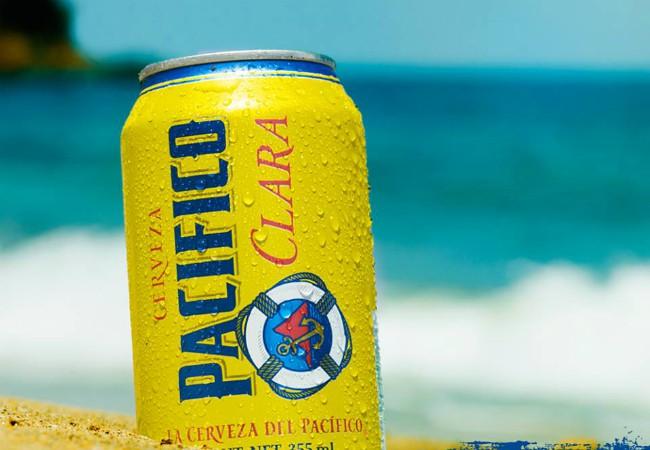 como promover las playas, cerveza pacifico, grupo modelo, rse de grupo modelo, responsabilidad social de modelo, playas del pacifico, campana lo mejor del pacifico, latas edicion especial pacifico, olas altas, sayulita, loreto, balandra