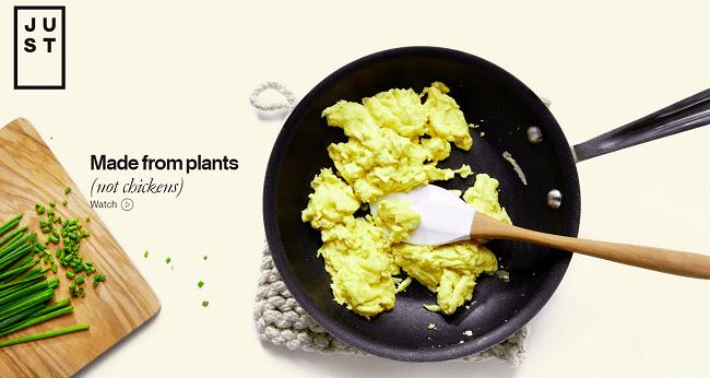 Conoce el huevo de plantas