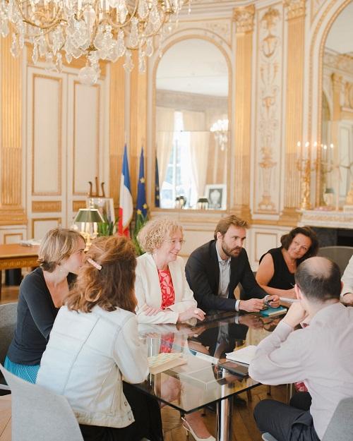 ¿Qué ha hecho Pénicaud cuando se trata del futuro de las relaciones laborales en Francia?
