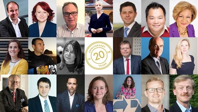 20 líderes definen las tendencias de la sustentabilidad