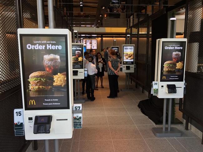 El nuevo McDonalds sustentable en Chicago abre las puertas