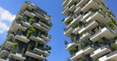 3 componentes de la arquitectura sostenible