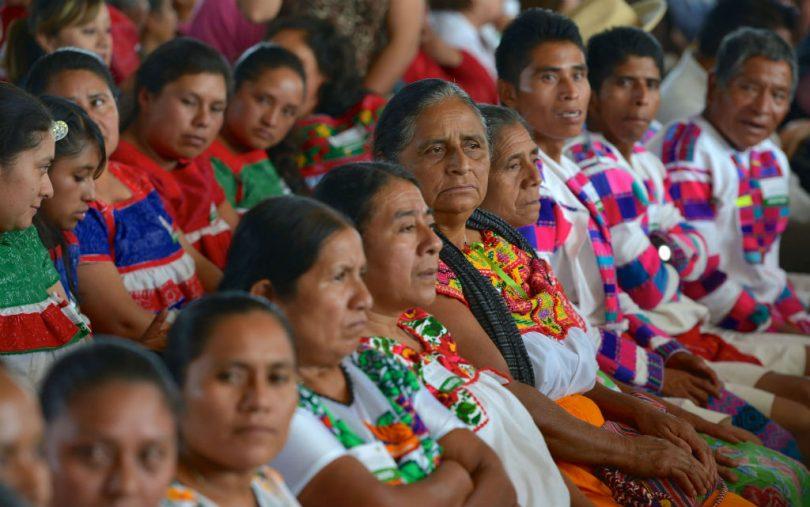 70% de la comunidad indígena en México es pobre