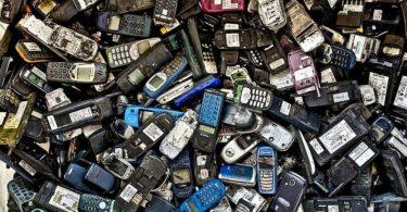 Basura electrónica cada vez la cantidad es mayor