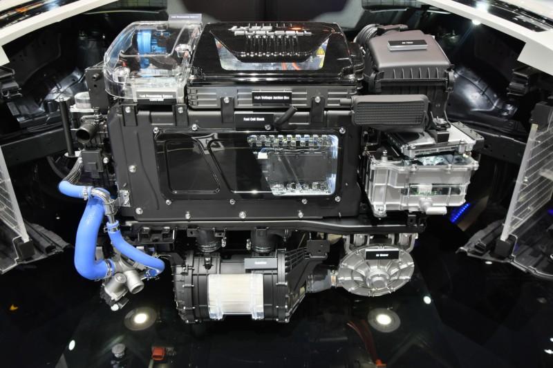 Camiones eléctricos de Hyundai