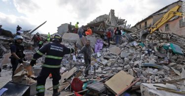 Cómo debe ser un programa de atención a desastres naturales