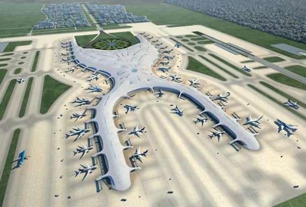 Corrupción en el Nuevo Aeropuerto Internacional de México; advierten riesgo