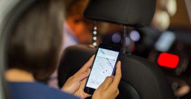 Delitos de choferes de Uber
