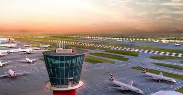 Este aeropuerto probará pistas de residuos plásticos