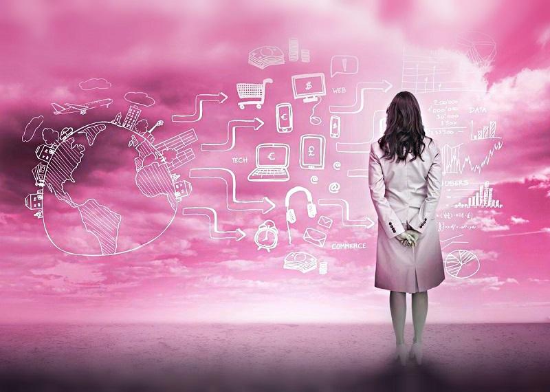 Las mujeres llegan al blockchain