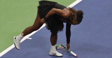 Lecciones de responsabilidad y liderazgo en el derrumbe de Serena Williams