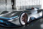 Mercedes Benz revela su primer auto eléctrico