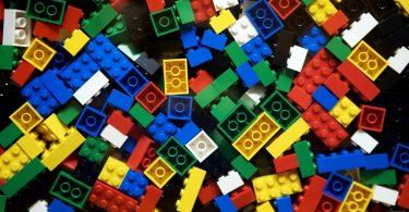 Te receto un juego, LEGO