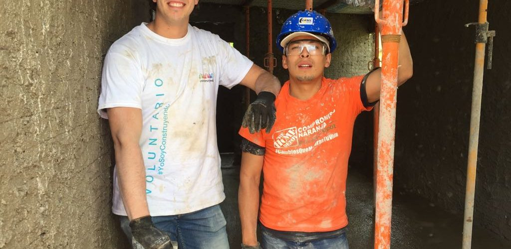 voluntariado naranja