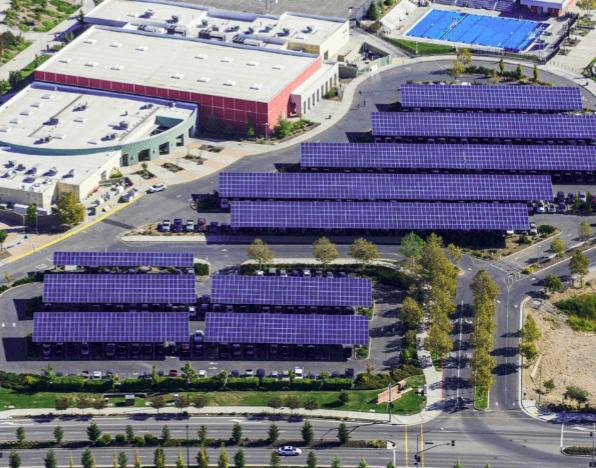 Escuelas sustentables en los Estados Unidos