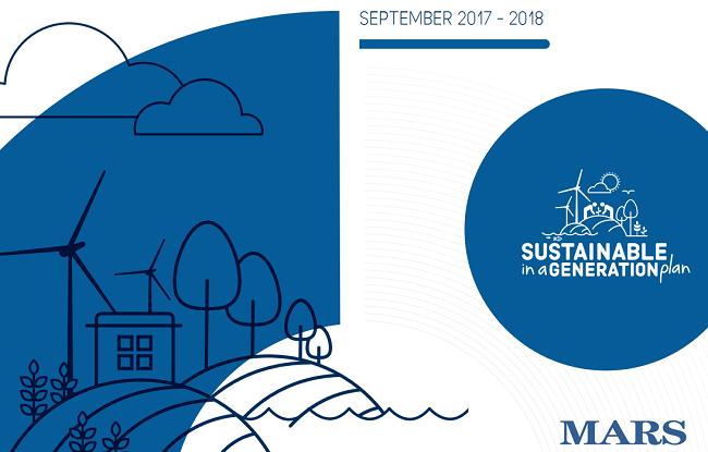 La RSE de Mars en el informe sobre el avance del plan sustentable