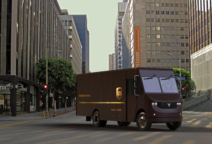 sustentabilidad está llegando a UPS