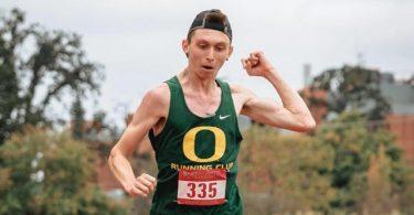 Atleta con parálisis cerebral patrocinado por Nike; Justin Gallegos es el primero