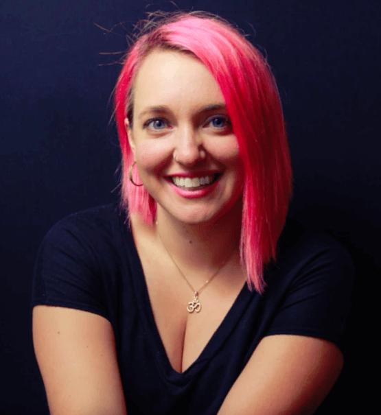 ser un CEO, mujer e hispana caso Aubrey Blanche