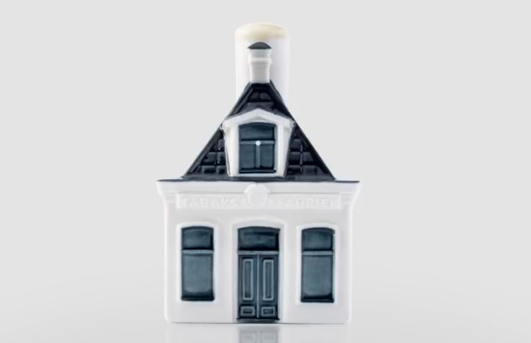 The new KLM house presented in Joure, Friesland