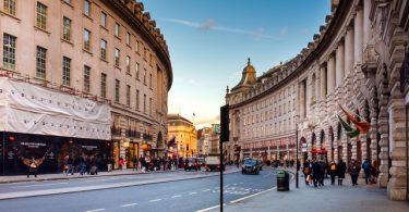 Londres botará los autos de sus calles centrales