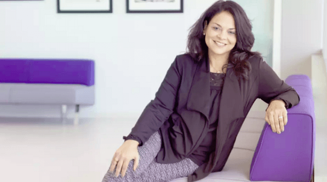 ser un CEO, mujer e hispana caso Licenia Rojas