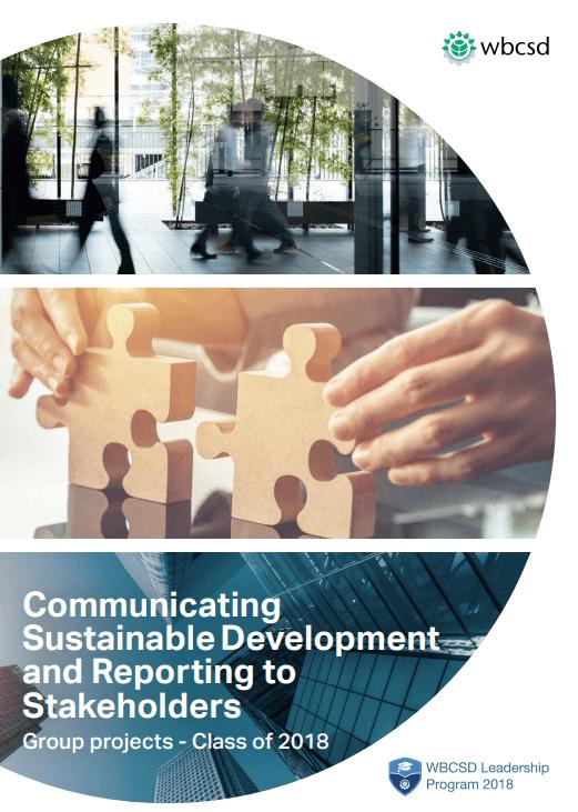 Reporte sobre comunicar la sustentabilidad corporativa