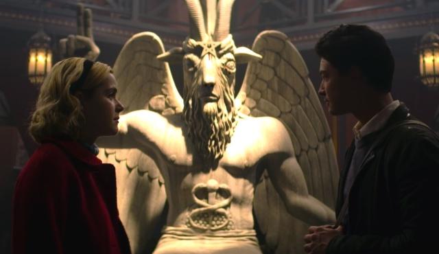 Netflix logra acuerdo con satánicos