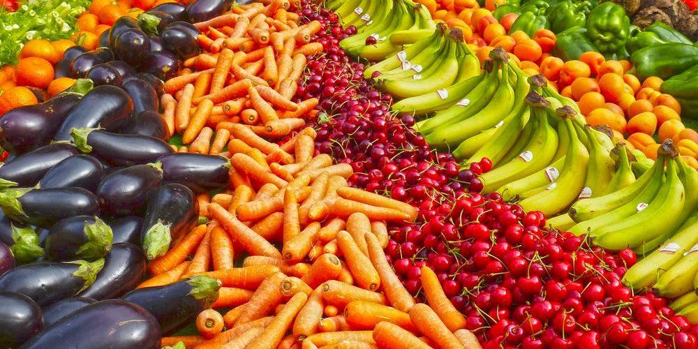 No hay suficiente comida sana para todos
