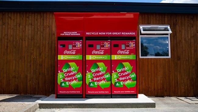 5 formas en que las marcas de comida y bebida están haciendo un futuro más sostenible, Coca Cola