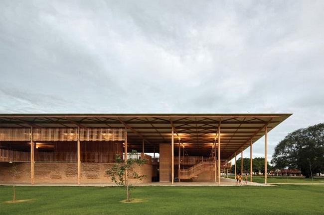 Premio Internacional RIBA para mejor edificio del mundo