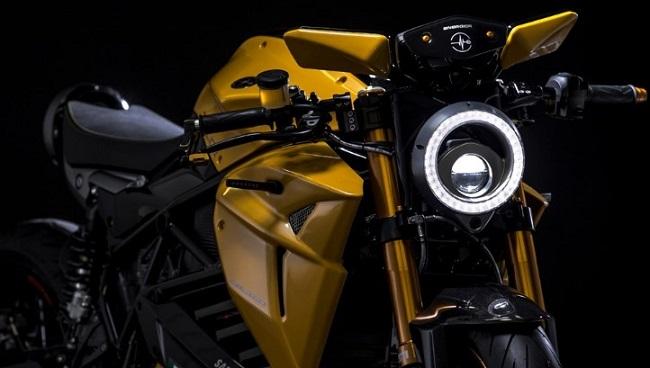 Samsung se une a Energica para desarrollar una motocicleta enchufable