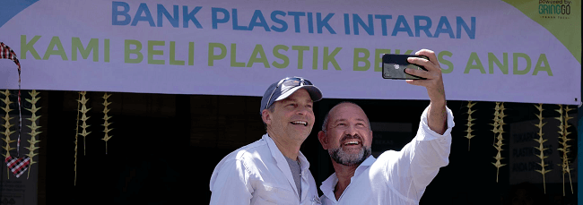 SC Johnson quiere limpiar el oceano de plastico