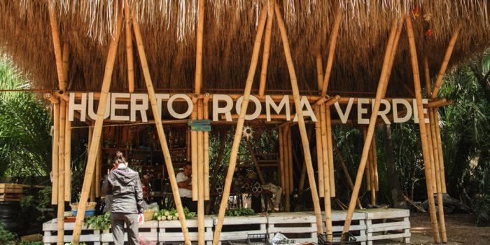 El compromiso con la Naturaleza del Huerto Roma Verde