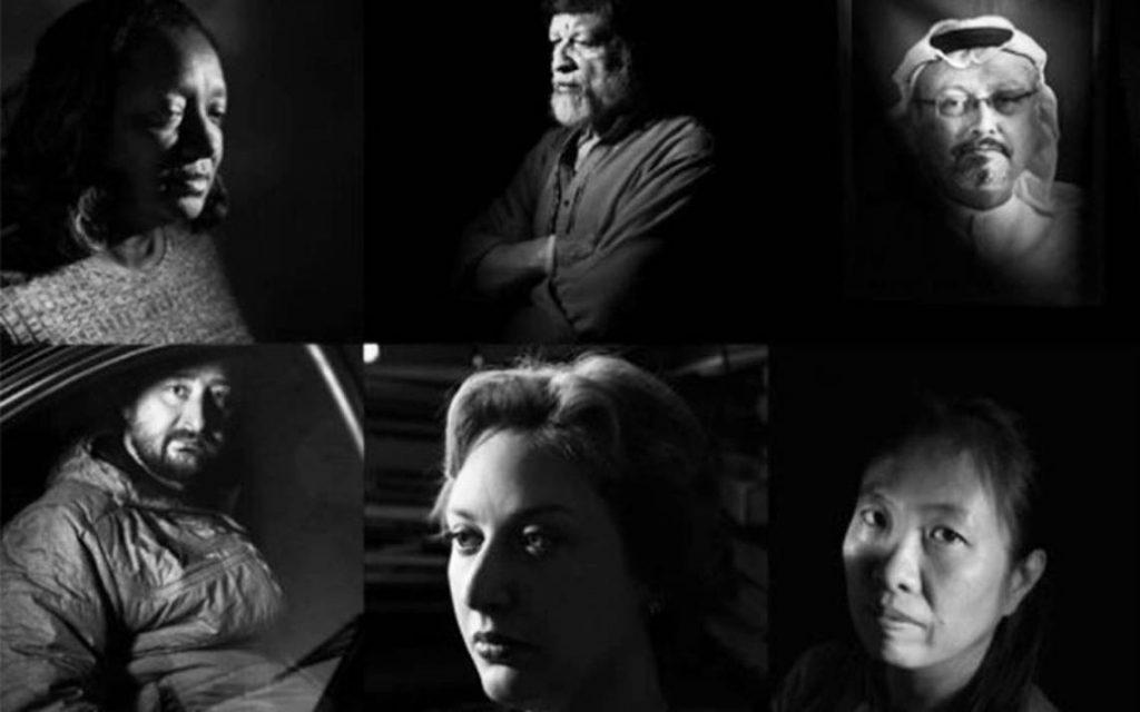 La revista estadounidense Time eligió como Persona del Año a los periodistas perseguidos, encarcelados o asesinados,