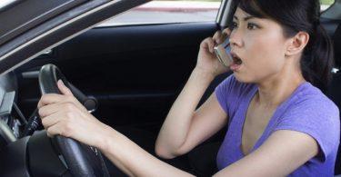 Los 10 peores hábitos al manejar