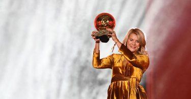 Sexismo en la entrega del balón de oro
