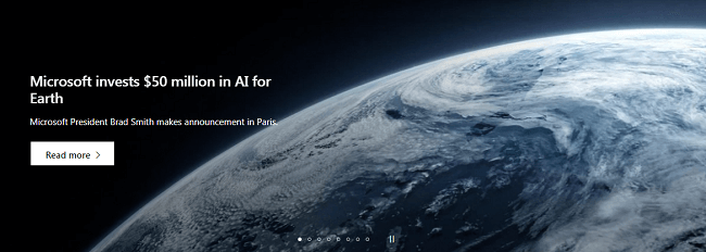 Entrevista con Josh Henretig, director de sostenibilidad en Microsoft sobre AI for Earth