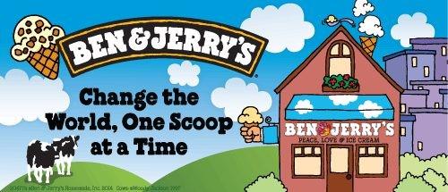 10 mejores iniciativas de RSE en 2018 Ben&Jerry's