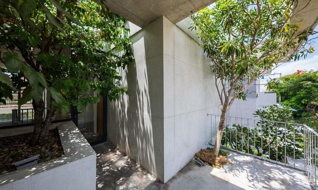10 ejemplos de arquitectura sostenible - hibrido interior e exterior