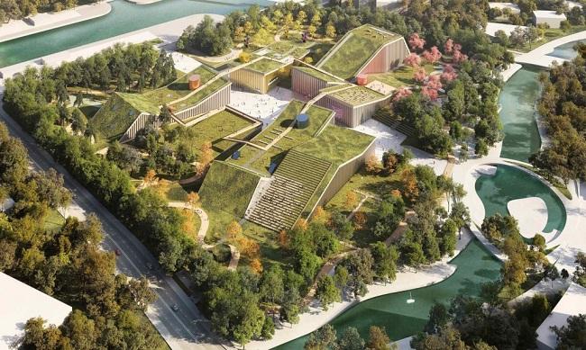 10 ejemplos de arquitectura sostenible - ahorrar espacio