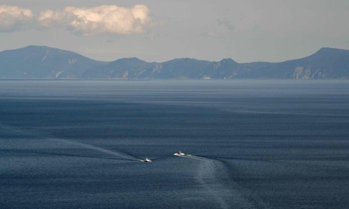 La isla que desapareció debido al cambio climático