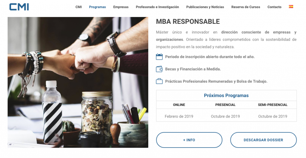 MBA responsable