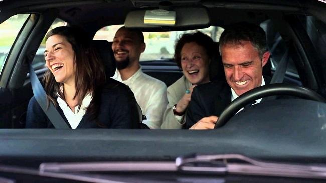 Cómo ser un conductor sustentable carpooling